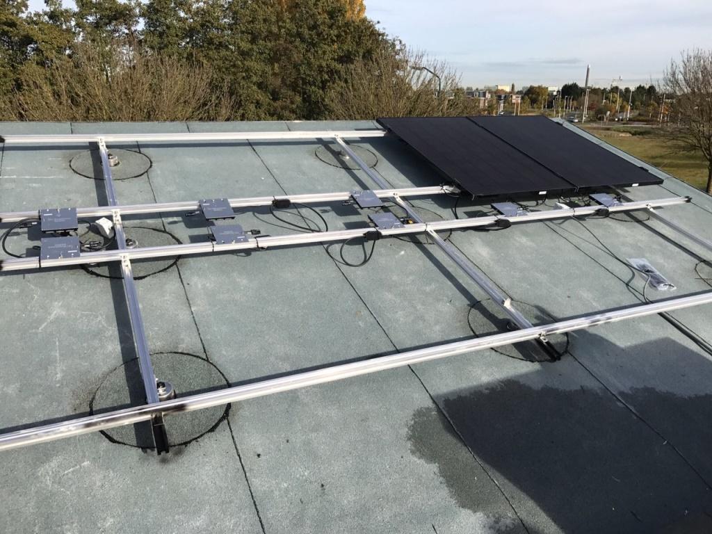 Referenties zonnepanelen verkoop en plaatsing mb zonnepanelen