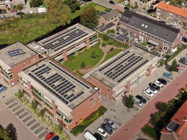 MB Zonnepanelen Bodegraven Woningbouw Waarder