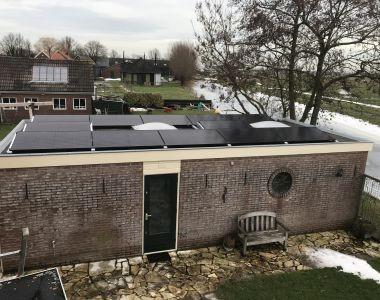 MB Zonnepanelen Bodegraven Reeuwijk Particulier Nieuwkoop Schuurdak