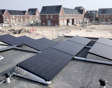 MB Zonnepanelen Bodegraven Gouda Nieuwbouw Particulier
