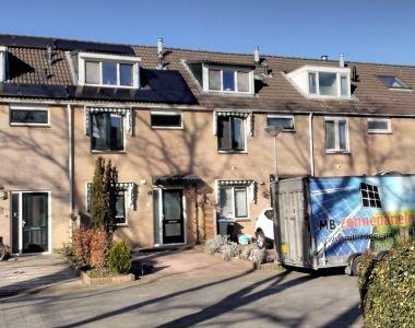 MB Zonnepanelen Bodegraven Gouda Woning Pariticulier
