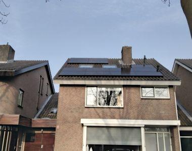 MB Zonnepanelen Bodegraven Woerden Woning Particulier Pannendak
