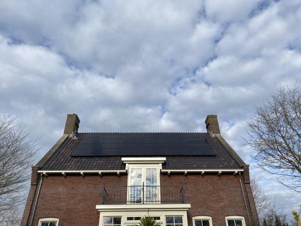 MB Zonnepanelen Bodegraven Nieuwveen Woning Particulier Pannendak