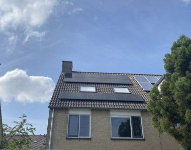 MB Zonnepanelen Bodegraven Alphen woning Landscape Panelen PV