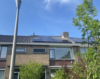 MB Zonnepanelen Bodegraven Boskoop Woning Midden-Holland PV panelen