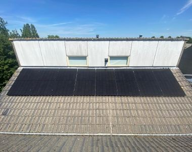 MB Zonnepanelen Bodegraven Gouda Zuid-Holland PV panelen