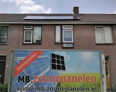MB Zonnepanelen Bodegraven Woning Particulier PV installatie