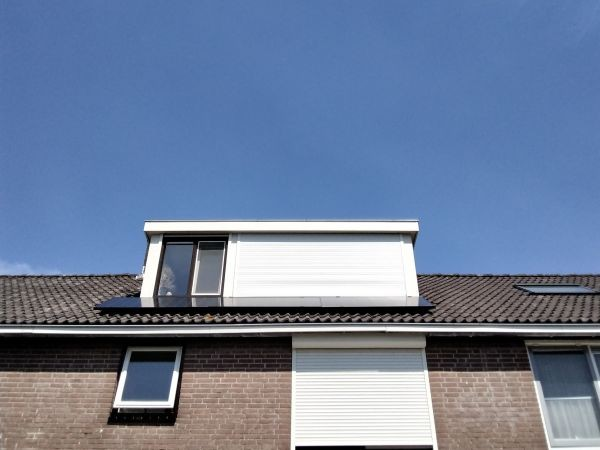 MB Zonnepanelen Bodegraven Woning Particulier PV installatie pannendak