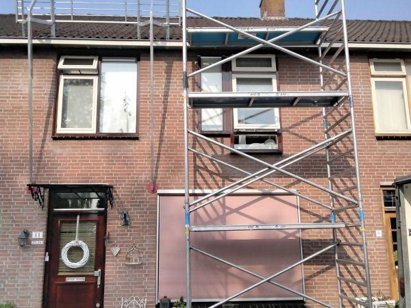 MB Zonnepanelen Bodegraven Woning Valbeveiliging Veilig werken