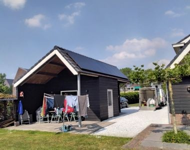 MB Zonnepanelen Bodegraven Reeuwijk Woning Schuur vrijstaand