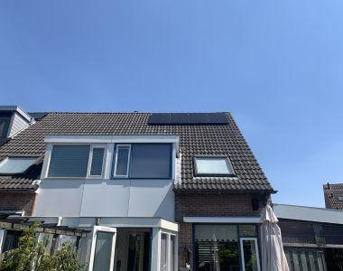 MB Zonnepanelen Bodegraven Reeuwijk Midden Holland Woning