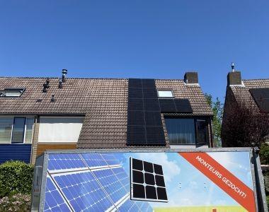 MB Zonnepanelen Bodegraven Woerden Midden-Holland Zonneenergie
