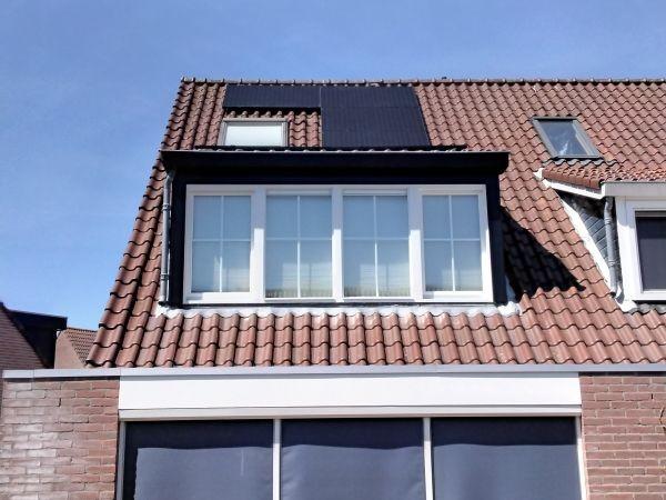MB Zonnepanelen woning Zevenhuizen Midden Nederland
