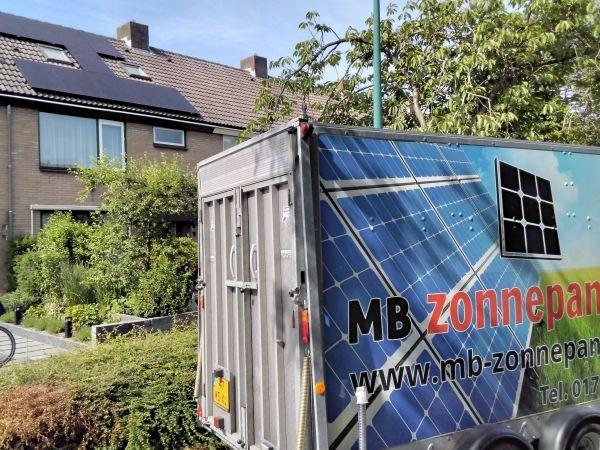 MB Zonnepanelen Bodegraven Woerden Midden Nederland Duurzaamheid