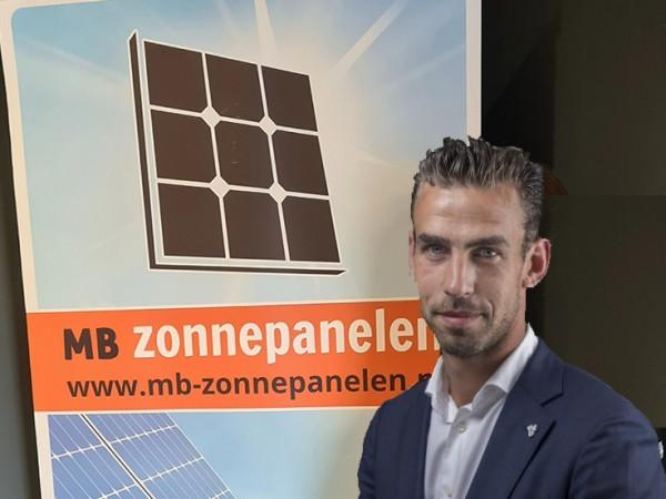 Kees-Willem van Os verkoop zonnepanelen zakelijk